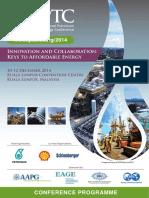 14IPTC_ConferenceProgramme
