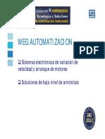 12. Weg Automation Jai2012