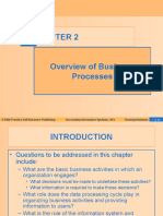 AIS_ch02 Business Process