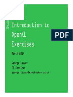 IntrotoOpenCL Exercises Mod12