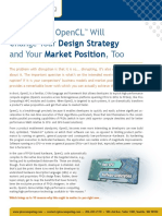 10 Reason OpenCL will change your design Strategy and your Market position, too.pdf