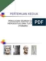 Pertemuan Ke-2 Herodotus