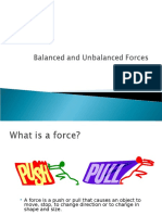 BalancedandUnbalanced Forces (3)