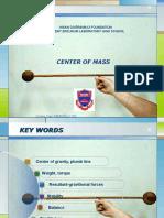 Center of Mass (2)
