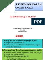 Perspektif Ekologi Dalam PG Edit Yfb