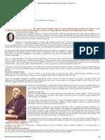 2010.01.07 - Beato Columba Marmion Abade, Pai e Mestre No Século XX (Por Irmã Carmela Werner Ferreira, EP)