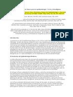Escogimiento un futuro para la epidemiología. Susser & Susser. 1996.docx