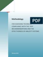FATF Methodology 2013 (Updated Oct 2015)