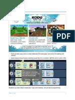Kodu Classroom Kit