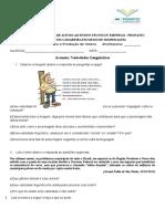 Exercício Variedades Linguísticas
