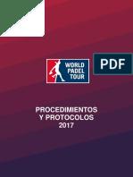 Procedimientos y Protocolos 2017