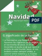PAQUITA Navidad Religion