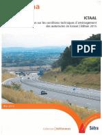 ICTAAL Edition 2015 Instructions Sur Les Conditions ... de Liaison
