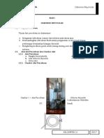 laporan modul Osborne Reynolds