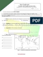 A.2.1 Ficha de Trabalho Densidade Populacional e Vazios Humanos 1