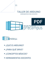 Presentación ARDUINO PreCampus
