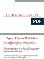 Lecture 6 Optical Modulators