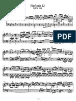 Bach 12