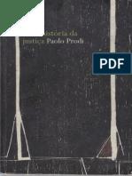 PRODI, Paolo. Justiça Dos Homens, Justiça de Deus (trecho)