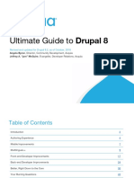 Ultimate Guide to Drupal 8.2