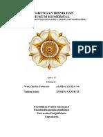 Resume Standar Akuntansi IFRS (Sony Warsono)