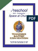 Preschool Space at Church