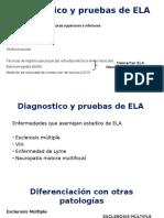 Diagnostico y tratamiento para ELA