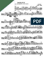 Romance (c. Von Webber) Parte de Trombon[1]