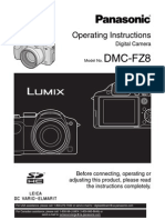 Manual Lumix DMCFZ8