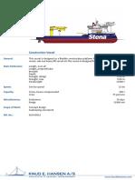 Construction Vessel Keh 09015