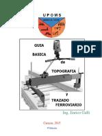 Guia de Topografia y Trazado Fe - Ing. Enrico Galli.pdf