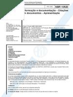 ABNT NBR 10520_2002 - Citações em documentos - Apresentação.pdf