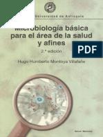 Libro Microbiología Básica Para El Área de La Salud y Afines (HUGO)