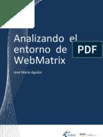 Analizando el entorno de WebMatrix