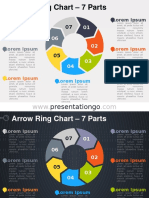 Arrow Ring Chart 7 Parts PGo