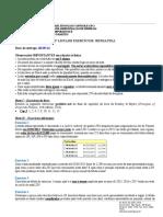 2a Lista de exs - Finanças Corporativas II (renda fixa)