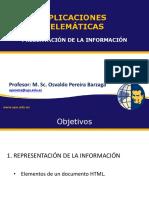 Conferencia 00 - Presentacion de La Informacion
