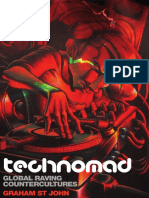 Technomad Global Raving Countercultures
