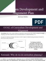 curriculum development and alignment