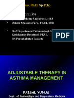 Adjustable Therapy in Asthma Management
