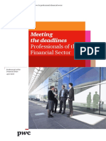 Pwc Publ Banking Meeting Reporting Deadlines