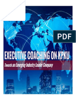 Executive Coaching on Kpku 2017