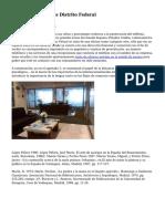 Renta Casa Oficinas Distrito Federal