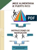 PIRÁMIDE ALIMENTARIA DE PUERTO RICO