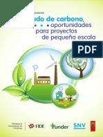 Guía Mercado de Carbono SNV