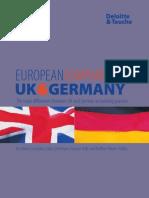 UK Germany Comparison of Acc Standarts