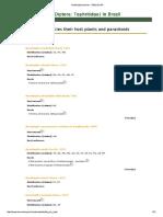 Anastrepha Species - ESALQ_USP (Importancia Economica)