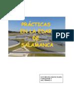 Procedimientos FQ EDAR Salamanca