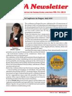 EATA Newsletter