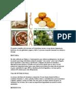 El nombre científico de la jícama es Pachyrhizus erosus.docx